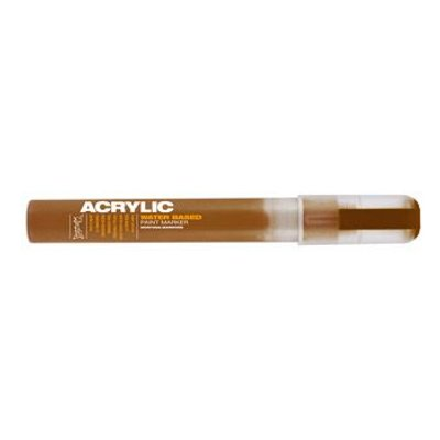 Montana Acrylic Marker - Shock Brown (2mm):