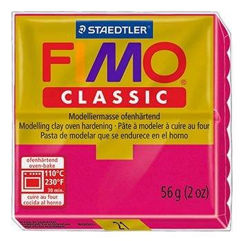 Staedtler Fimo Classic - Magenta (56g):