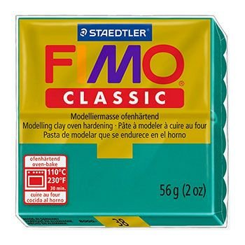 Staedtler Fimo Classic - Teal (56g):
