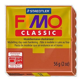 Staedtler Fimo Classic - Terracotta (56g):