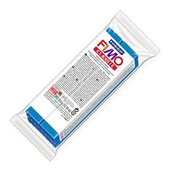 Staedtler Fimo Classic Large Block - Blue (350g):