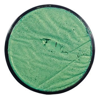 Snazaroo Face Paints Individual Metalic Colours - Electric Green (18ml):
