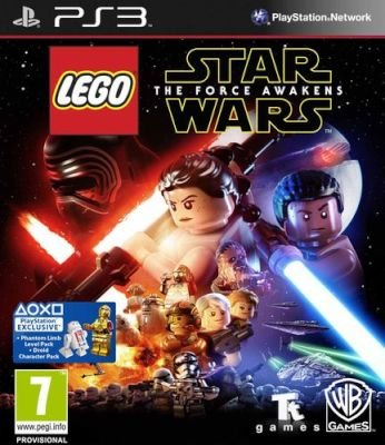 Lego Star Wars: The Force Awakens (PlayStation 3, DVD-ROM)