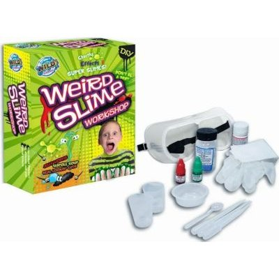 Wild Science Weird Slime Workshop: