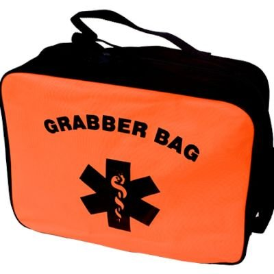 First Aid Kit - Grabber Sports 510 Bag with Content: