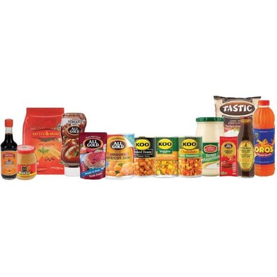 Pantry Package: