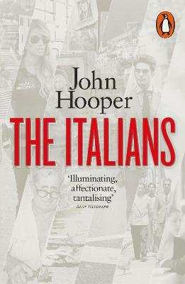 The Italians (Paperback): John Hooper