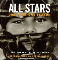 All Stars - One Team, One Season (Hardcover): Kelly Laduke