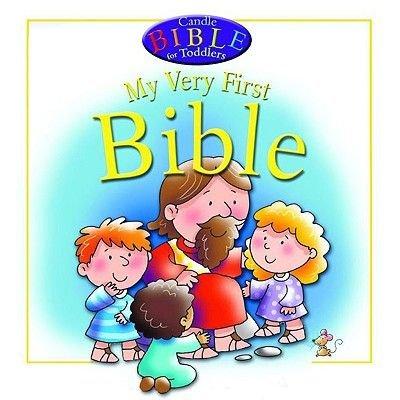 My Very First Bible (Board book): Juliet David