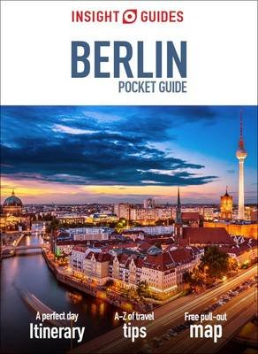 Insight Guides - Pocket Berlin (Paperback): Insight Guides