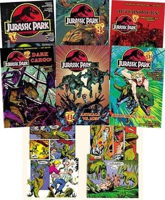 Jurassic Park (Hardcover):