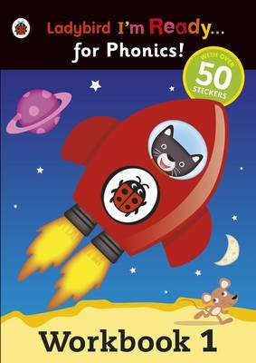 Workbook 1: Ladybird I'm Ready for Phonics (Paperback):