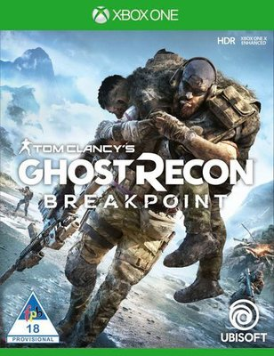 Tom Clancy's Ghost Recon: Breakpoint (XBox One):