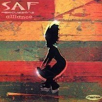 Saf Percussions - Alliance (CD): Saf Percussions