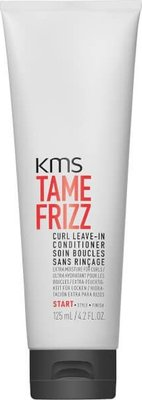 KMS TameFrizz Curl Leave In Conditioner (125ml):