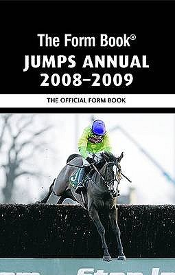 The Form Book Jumps Annual 2008-2009 (Hardcover): Graham Dench