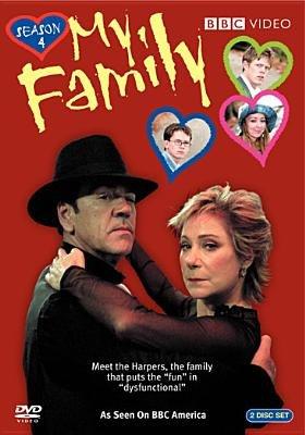 My Family - Season 4 (Region 1 Import DVD):