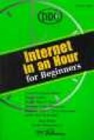 Internet in an Hour for Beginners (Paperback, illustrated edition): Ddc Publishing, Don Mayo
