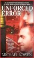 Unforced Error (Paperback): Michael Bowen