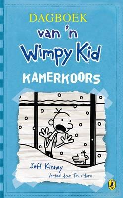 Dagboek van 'n Wimpy Kid 6: Kamerkoors (Afrikaans, Paperback): Jeff Kinney