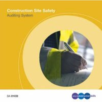 Construction Site Safety Auditing System - SA 01 (Paperback, 3rd Revised edition): CITB ConstructionSkills