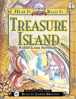 Treasure Island (Abridged, Hardcover, abridged edition): Robert Louis Stevenson