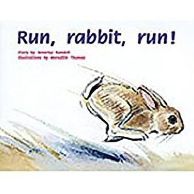 Rigby PM Plus - Leveled Reader Bookroom Package Red (Levels 3-5) Run, Rabbit, Run! (Paperback): Rigby