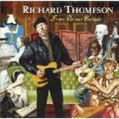 Thompson Richard - Front Parlour Ballads (CD, Imported): Thompson Richard