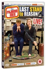 The Pajama Men: The Last Stand to Reason (DVD): The Pajama Men, Shenoah Allen, Mark Chavez