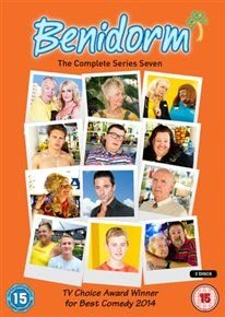 Benidorm: Series 7 (DVD): Adam Gillen, Joan Collins, Tim Healy, Sherrie Hewson, Jake Canuso, Danny Walters, Siobhan Finneran,...