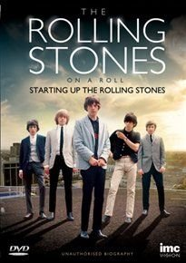 Various Artists - The Rolling Stones: On a Roll - Starting Up the Rolling Stones (DVD): The Rolling Stones, Mick Jagger, Keith...