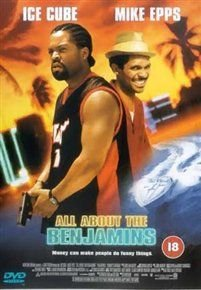 All About the Benjamins (DVD): Ice Cube, Mike Epps, Eva Mendes, Tommy Flanagan, Carmen Chaplin, Valarie Rae Miller, Roger...