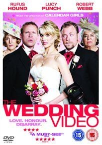 The Wedding Video (DVD): Lucy Punch, Miriam Margolyes, Michelle Gomez, Harriet Walter, Robert Webb, Forbes KB, Cara Horgan,...