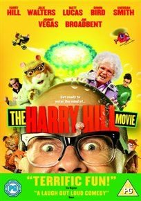 The Harry Hill Movie (DVD): Harry Hill, Julie Walters, Simon Bird, Guillaume Delaunay, Matt Lucas, Sheridan Smith, Julian...