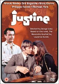 Justine (DVD): Victor Di Mattia, William Windom, Anouk Aimée, Dirk Bogarde, Robert Forster, Anna Karina, Michael York, Jack...