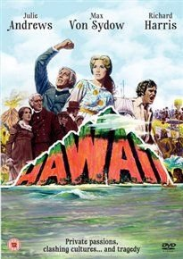Hawaii (DVD): Julie Andrews, Gene Hackman, Richard Harris, Jocelyne LaGarde, Max von Sydow, Carroll O'Connor