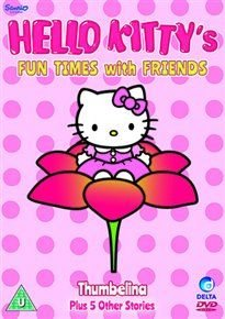 Hello Kitty's Fun Times With Friends: Thumbelina Plus Five... (DVD): Hello Kitty, Mimmy