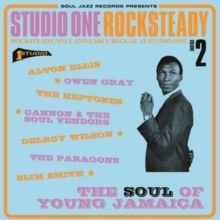 Studio One Rocksteady (Vinyl record): Various Artists