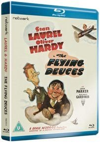 Laurel and Hardy: The Flying Deuces (Blu-ray disc): Stan Laurel, James Finlayson, Oliver Hardy, Reginald Gardiner, Jean Parker,...