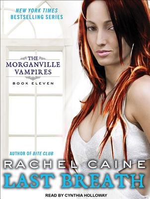 Last Breath (Library Edition) (Standard format, CD, Library ed): Rachel Caine