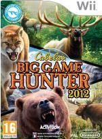 Cabela's Big Game Hunter 2012 (Nintendo Wii, Game):