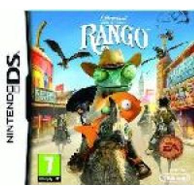 Rango (Nintendo DS, Game cartridge):