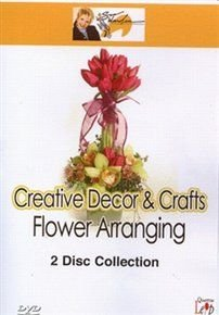 Creative Decor and Crafts: Flower Arranging (DVD): Sue Warden