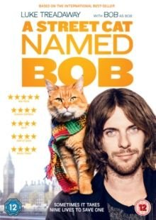 A Street Cat Named Bob (DVD): Luke Treadaway, Ruta Gedmintas, Joanne Froggatt, Anthony Head, Beth Goddard, Darren Evans,...