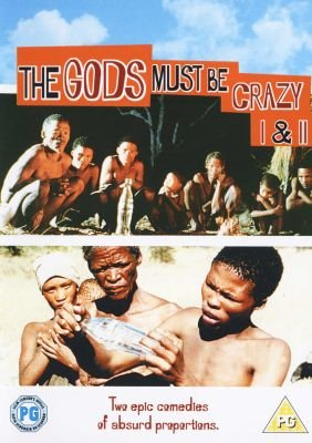 god must be crazy movie in english