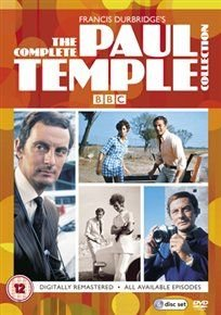 Paul Temple: The Complete Collection (DVD): Francis Matthews, Ros Drinkwater, June Ellis, George Sewell, Blake Butler, Derek...