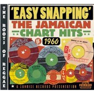 Easy Snapping (The Jamaican Hit Parade) (CD, Imported): Various Artists