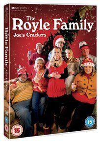 The Royle Family: Joe's Crackers (DVD): Ricky Tomlinson, Sue Johnston, Caroline Aherne, Craig Cash, Ralf Little, Peter...