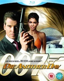 Die Another Day (Blu-ray disc): Pierce Brosnan, Halle Berry, John Cleese, Judi Dench, Toby Stephens, Rick Yune, Rosamund Pike,...
