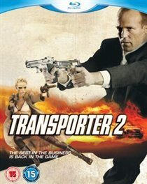 Transporter 2 (English & Foreign language, Blu-ray disc): Jason Statham, Amber Valletta, Allessandro Gassman, Kate Nauta,...